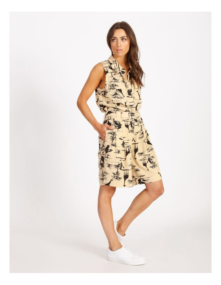 Safari Belted Shorts image 2