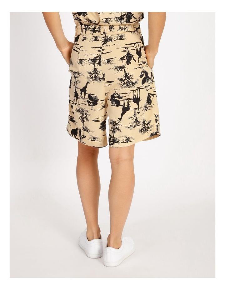 Safari Belted Shorts image 3