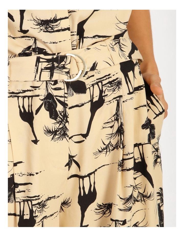 Safari Belted Shorts image 4