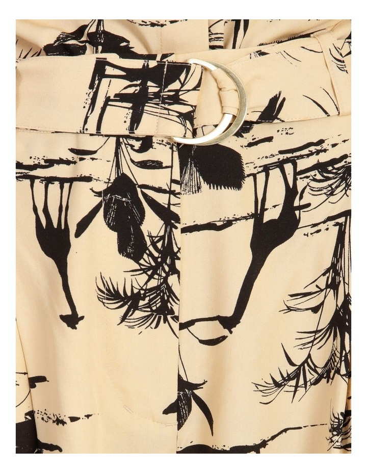 Safari Belted Shorts image 5