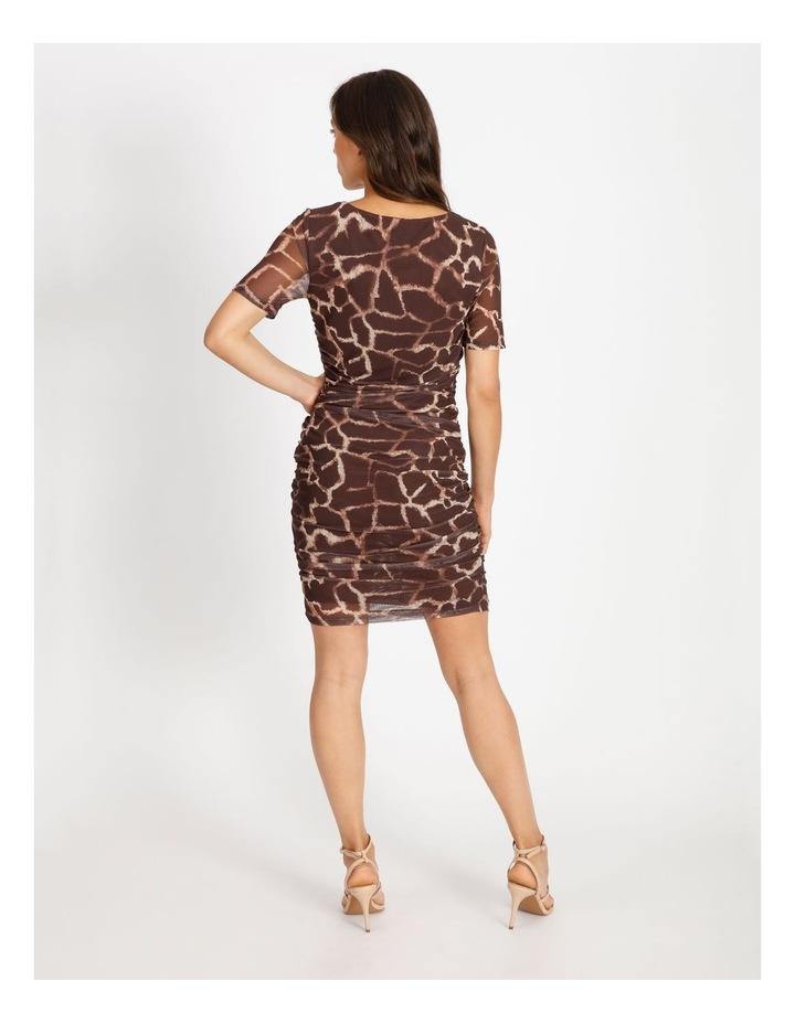 Mini Mesh Dress image 3