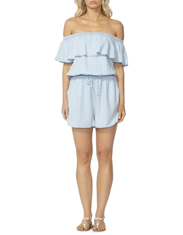 Liya Off Shoulder Playsuit image 1