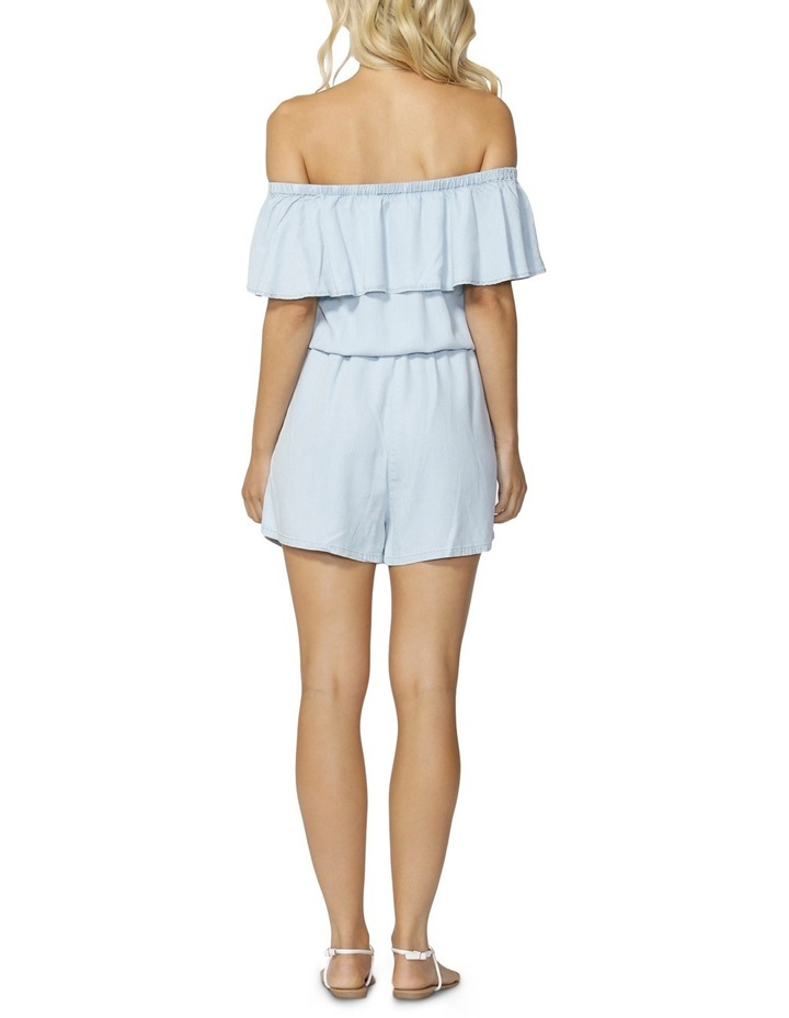 Liya Off Shoulder Playsuit image 2