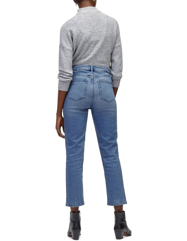 Slim High Rise Jeans image 2