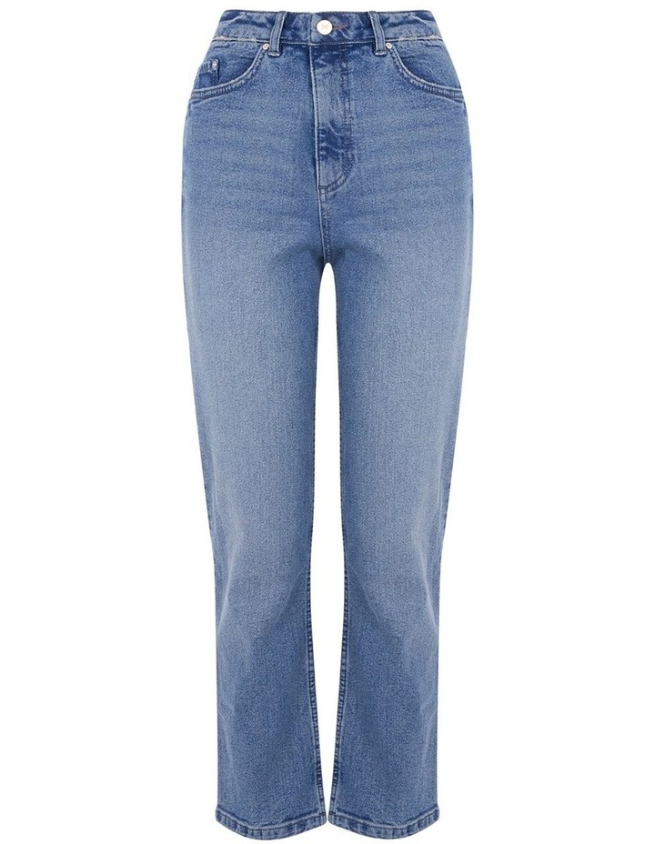 Slim High Rise Jeans image 5