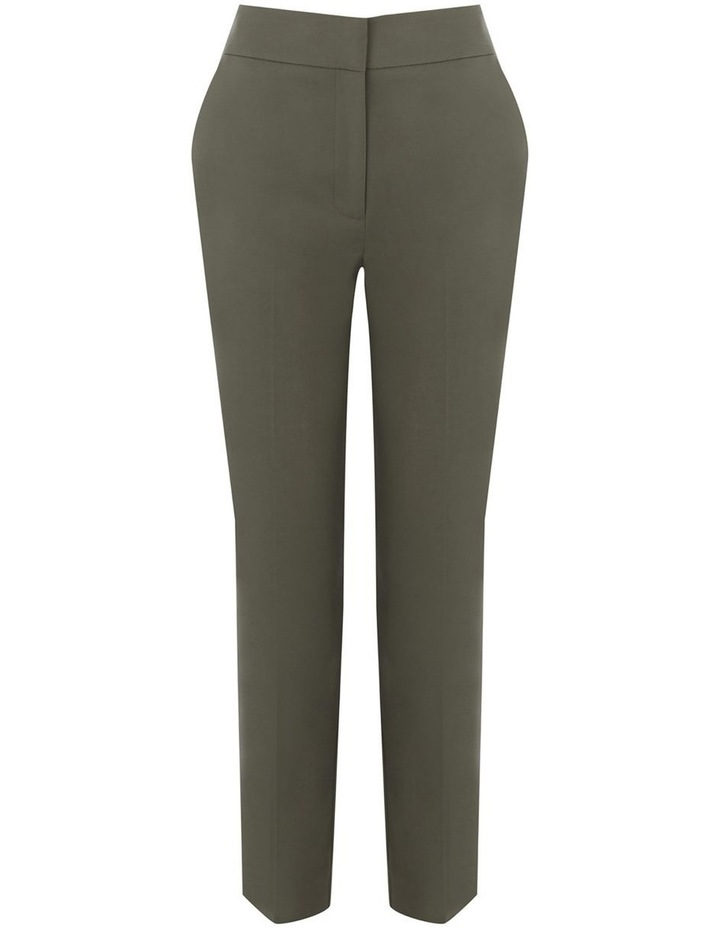 Compact Cotton Trouser image 4