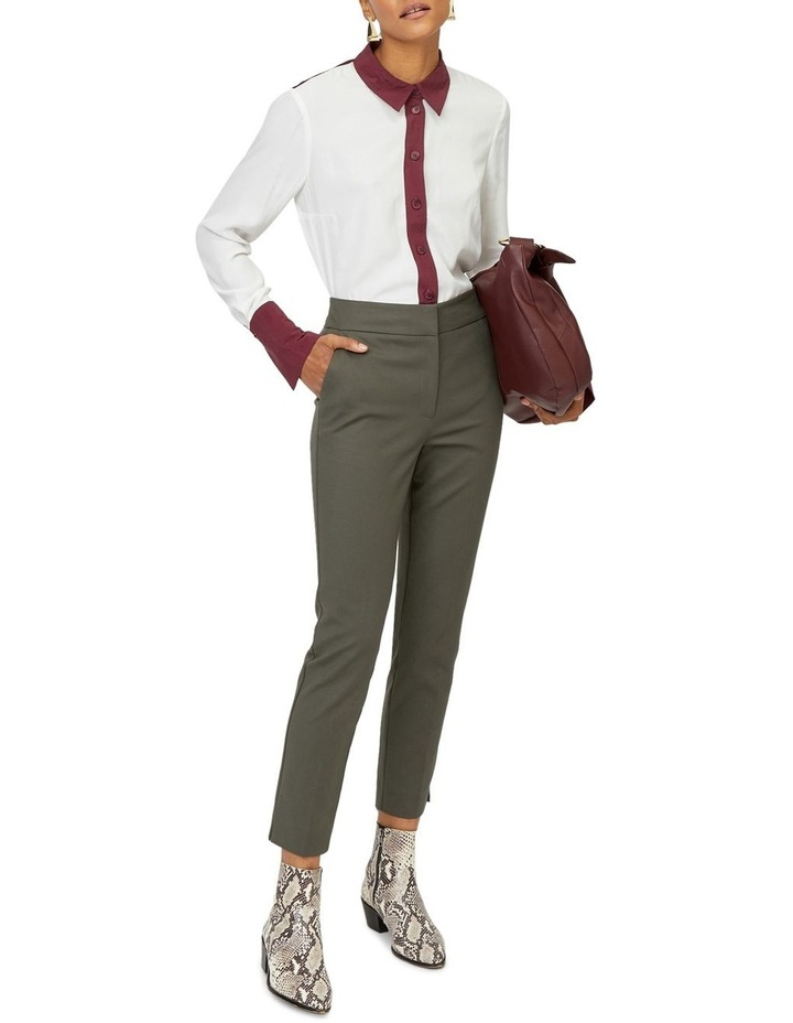 Compact Cotton Trouser image 5