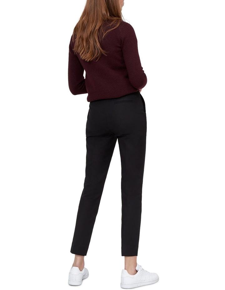 Compact Cotton Trouser image 2