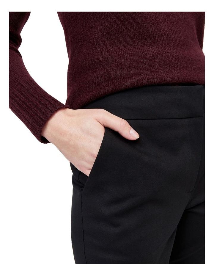 Compact Cotton Trouser image 3