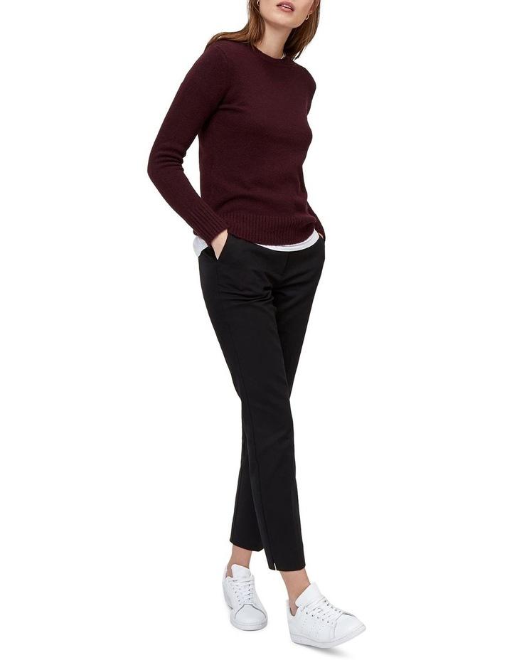 Compact Cotton Trouser image 5
