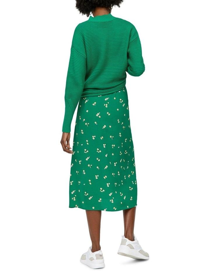 Verity Ditsy Floral Midi Skirt image 2