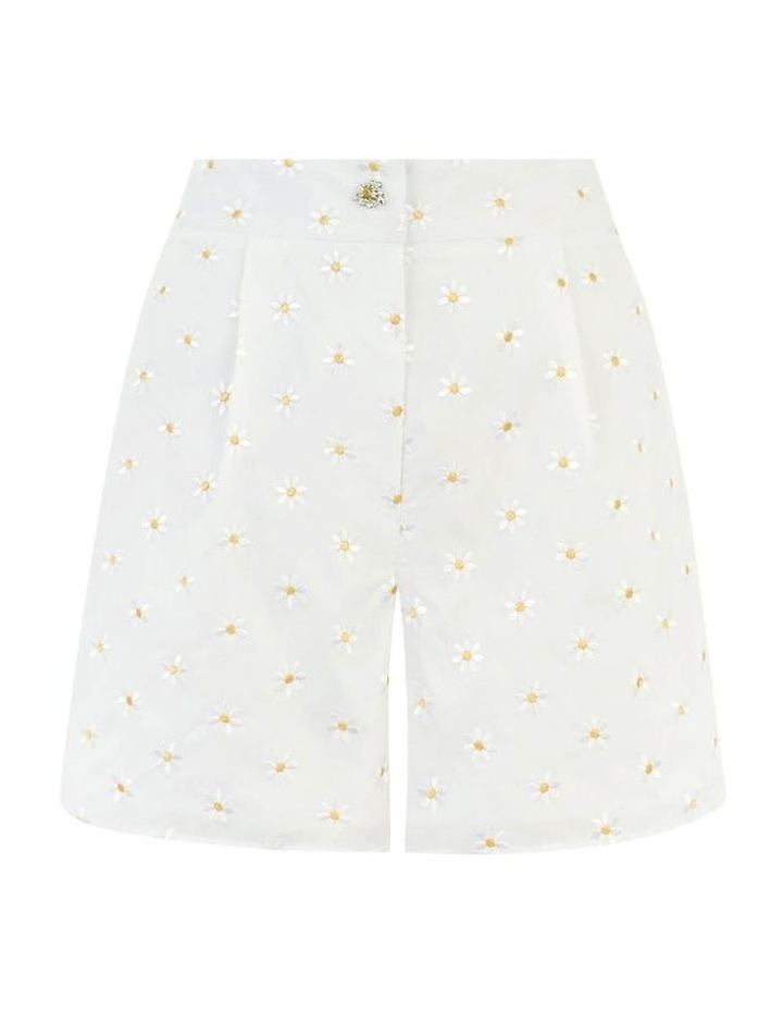 Shrimps Daisy Embroidered Short image 4