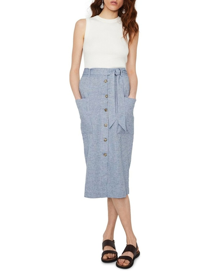 Chambray Skirt image 1