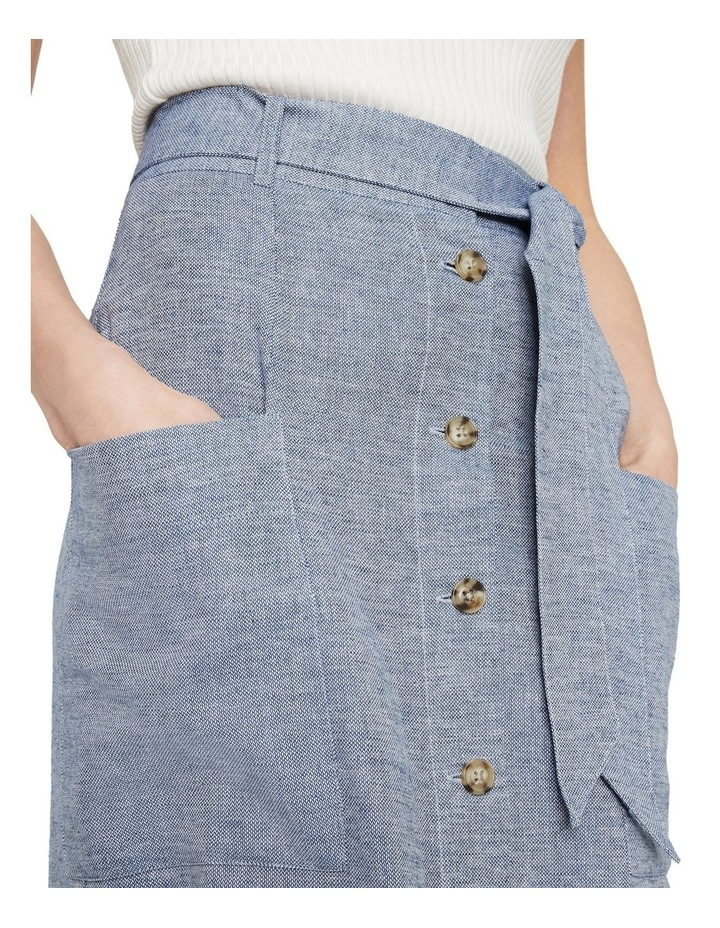 Chambray Skirt image 3