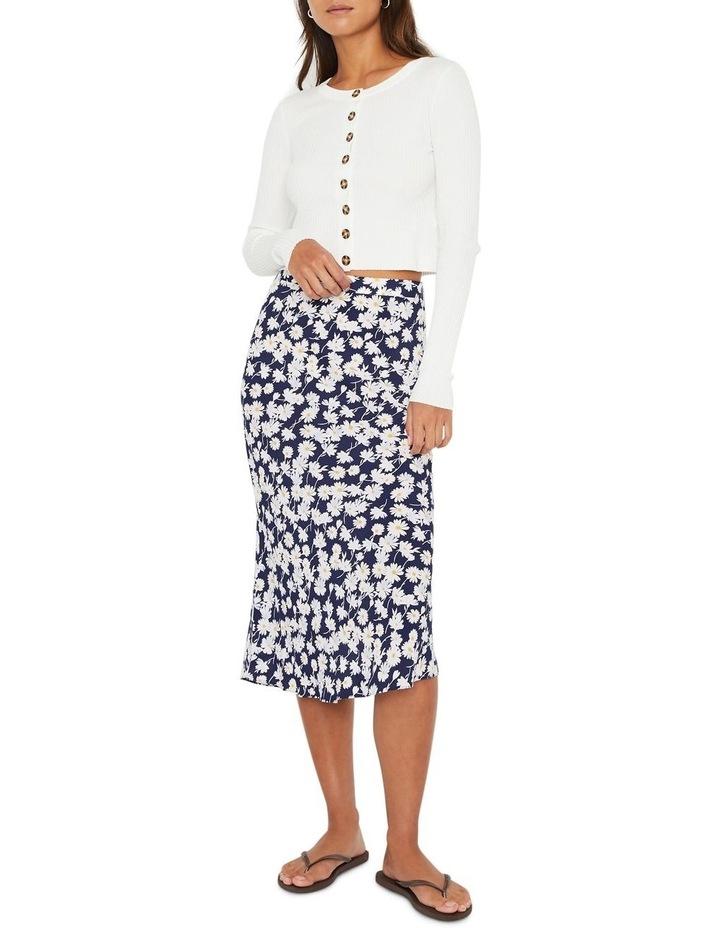 Daisy Bias Cut Skirt image 1
