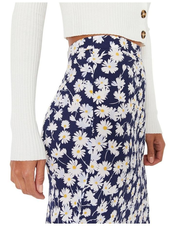 Daisy Bias Cut Skirt image 3
