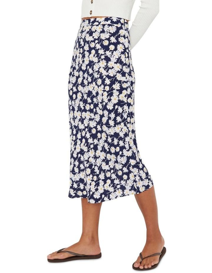Daisy Bias Cut Skirt image 4