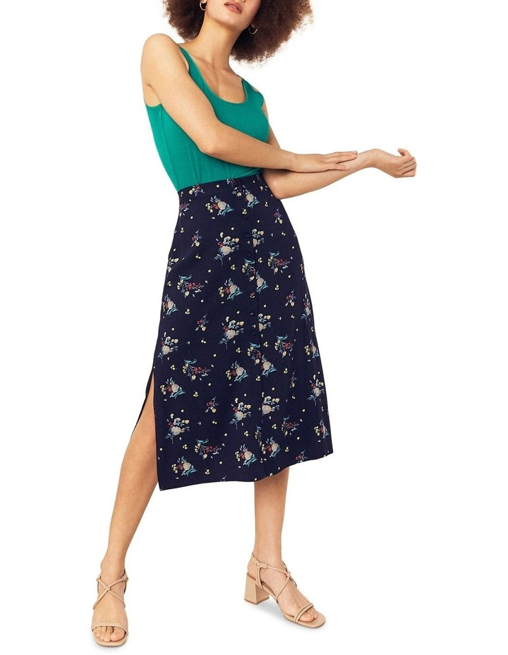 Susan Spriggy Split Skirt image 1