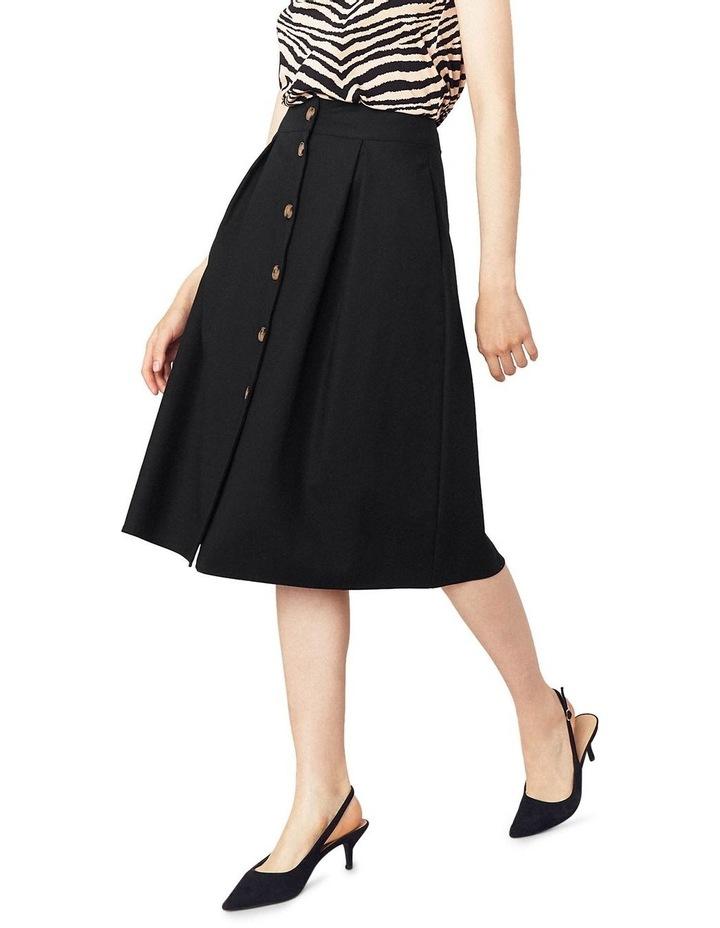 Button Through Midi Skirt image 4