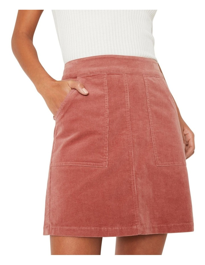 Cord Pelmet Skirt image 1