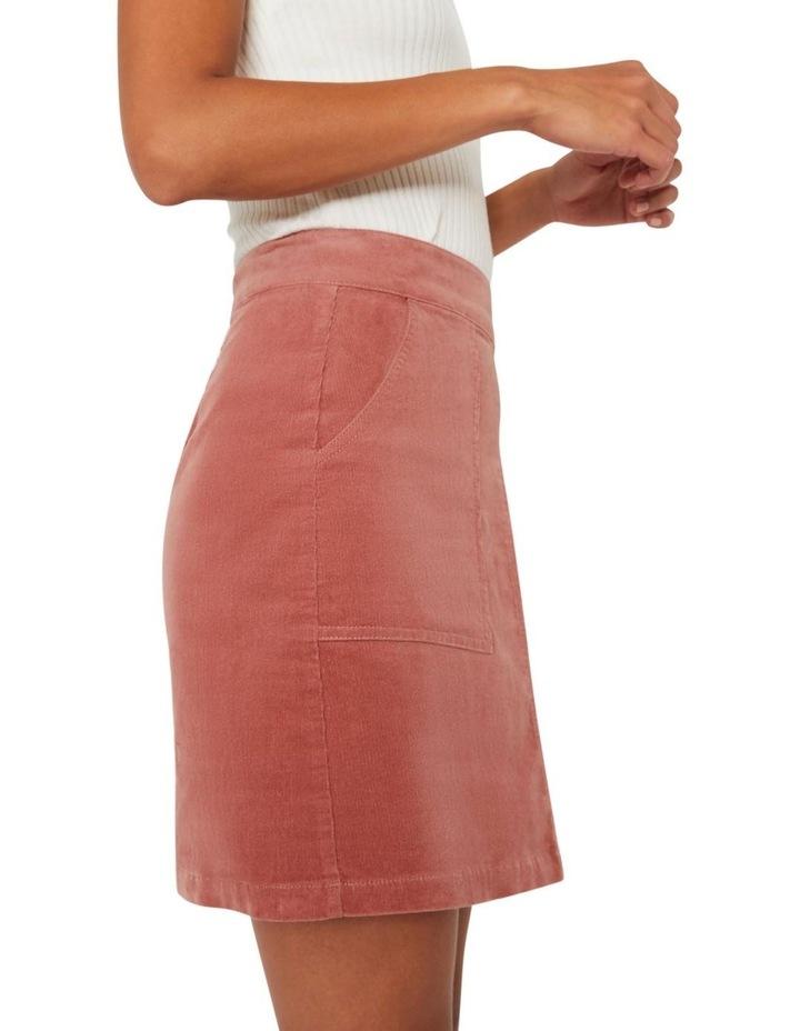 Cord Pelmet Skirt image 3