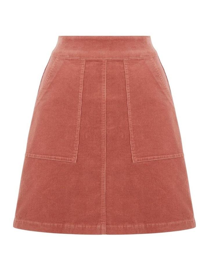 Cord Pelmet Skirt image 5