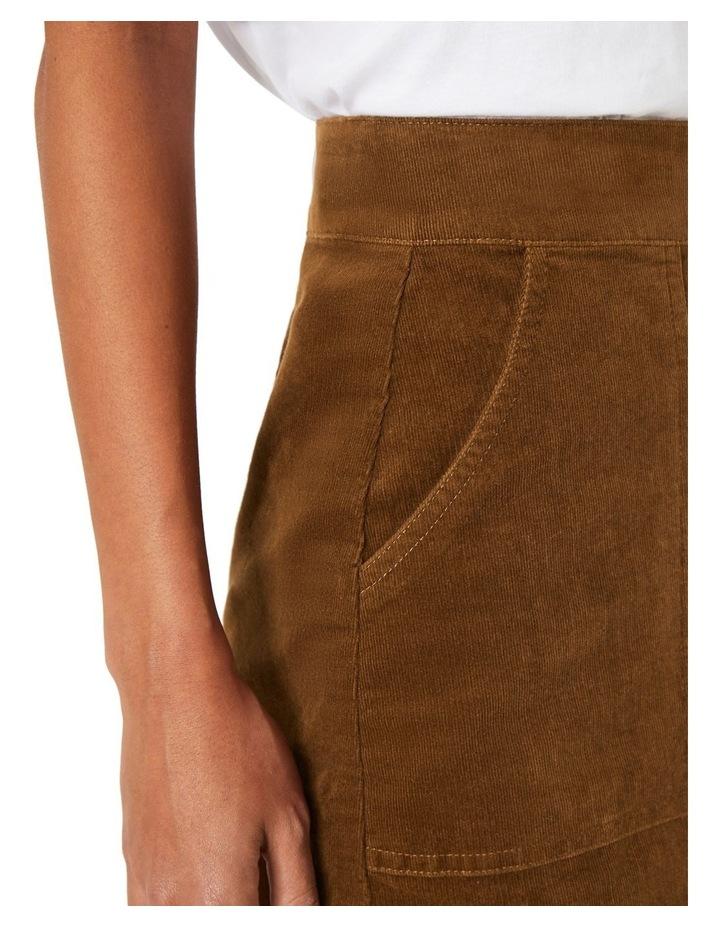 Cord Pelmet Skirt image 4