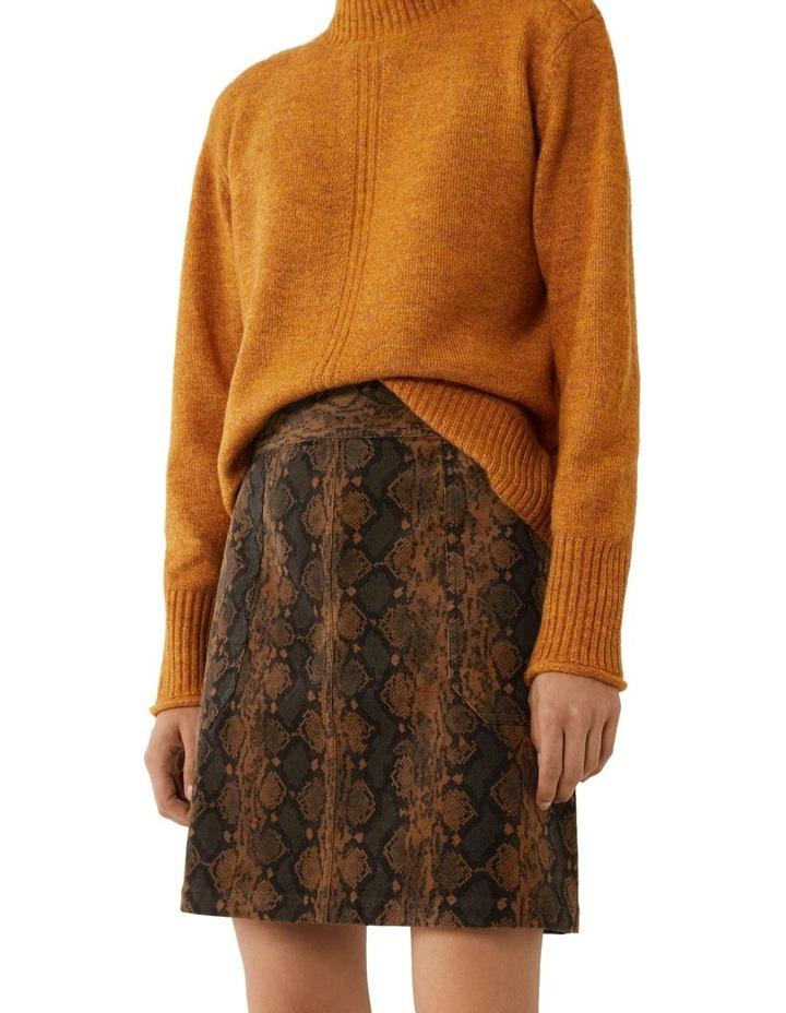 Snake Cord Pelmet Skirt image 1