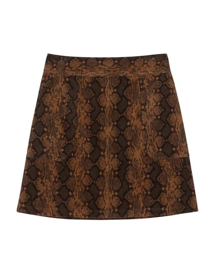 Snake Cord Pelmet Skirt image 2