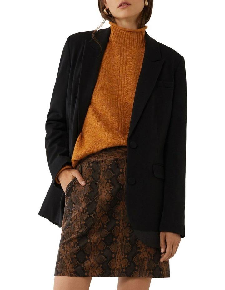 Snake Cord Pelmet Skirt image 3