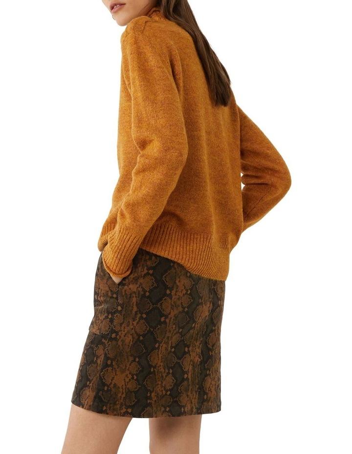 Snake Cord Pelmet Skirt image 4