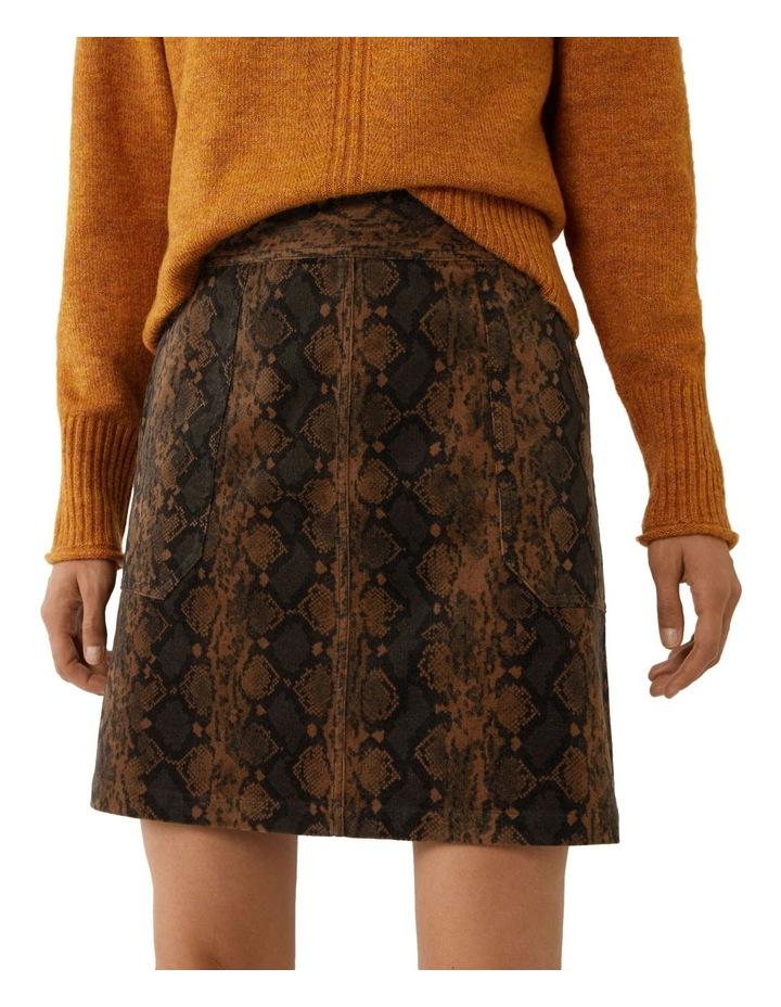 Snake Cord Pelmet Skirt image 5