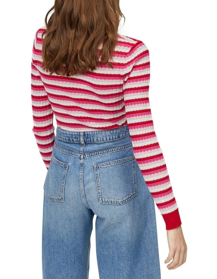 Stripe Stitch Jumper image 2