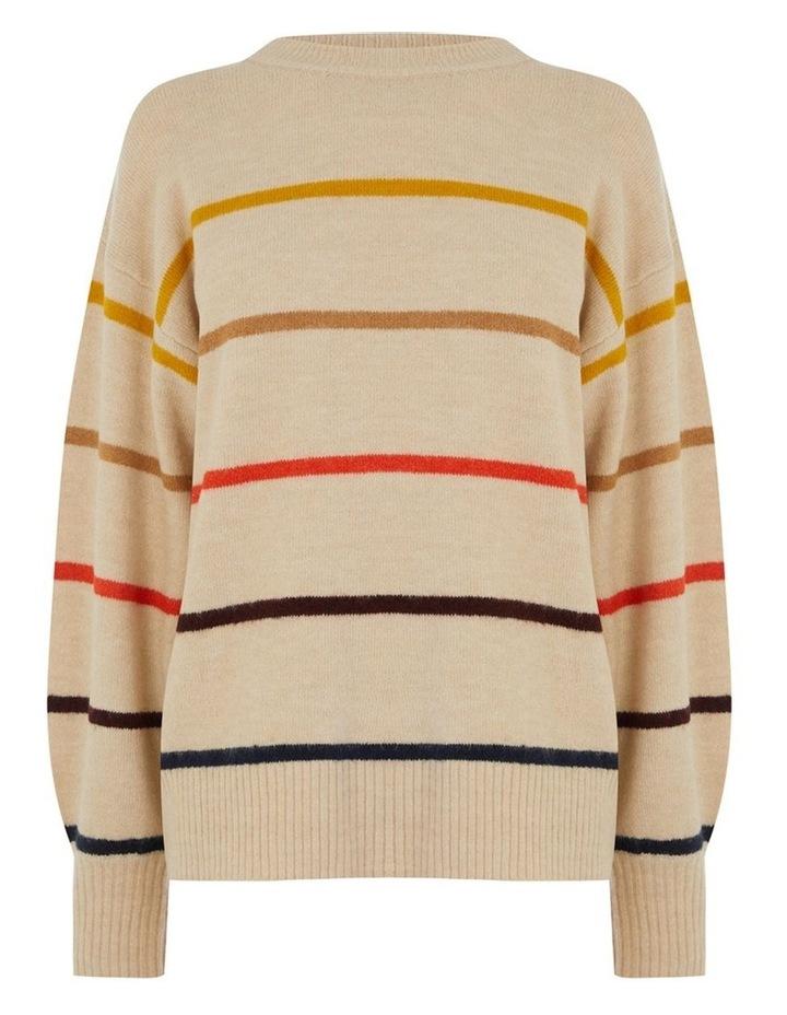 Cosy Fine Stripe Jumper image 4