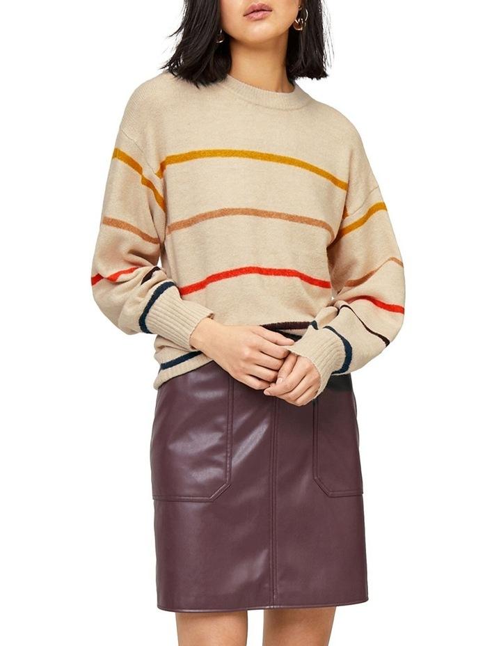 Cosy Fine Stripe Jumper image 5