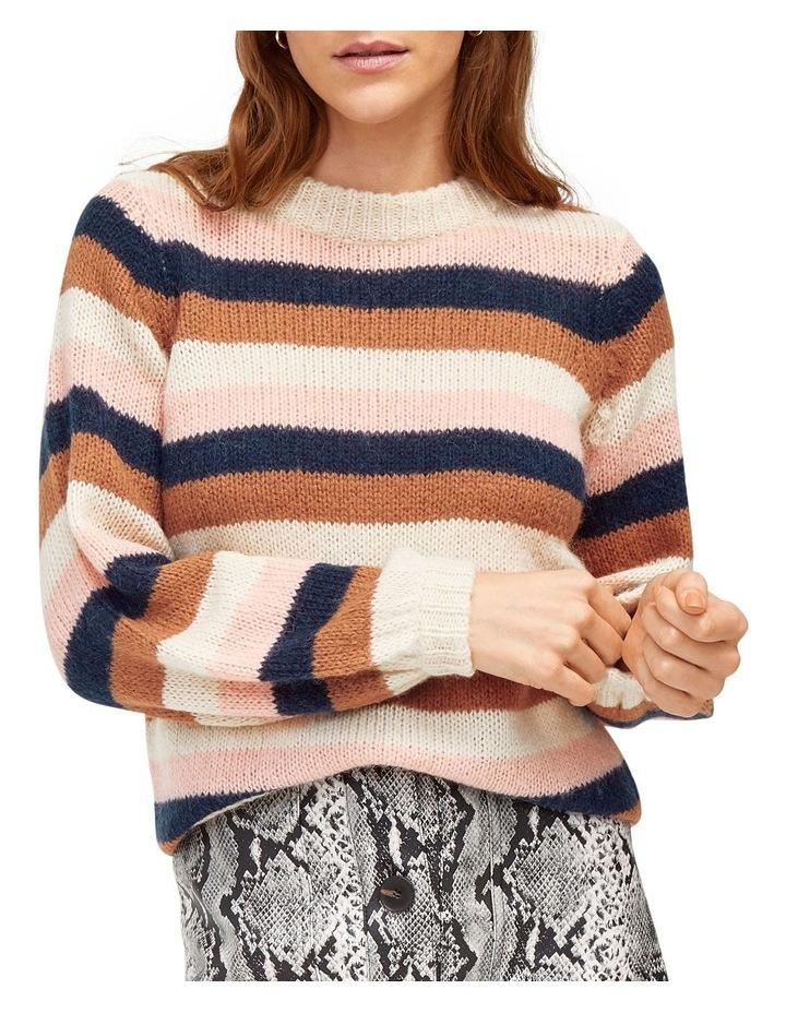 Chunky Stripe Jumper image 1