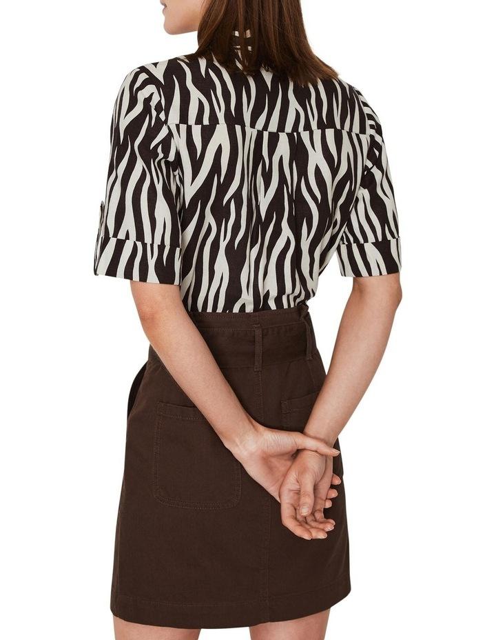 Zebra Short Sleeve Shirt image 2
