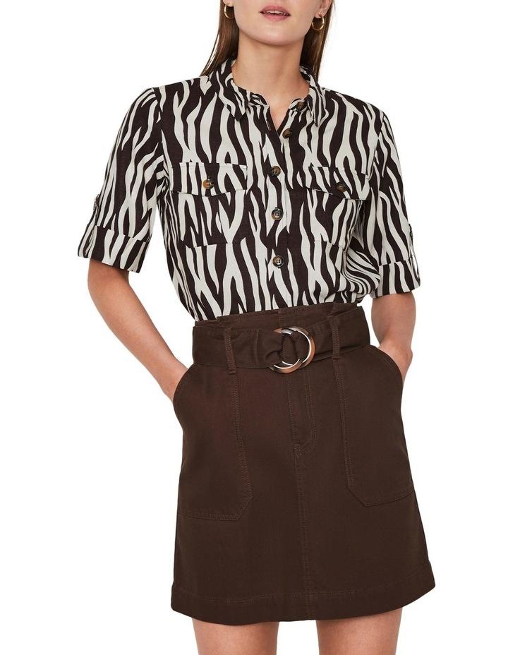 Zebra Short Sleeve Shirt image 5