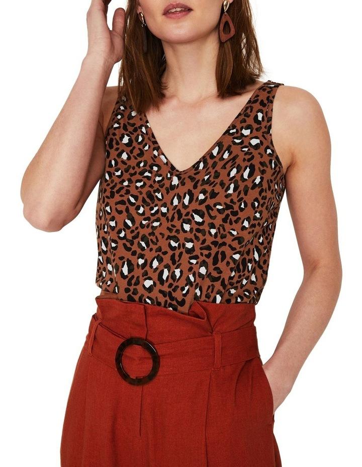 Leopard Print Vest image 1