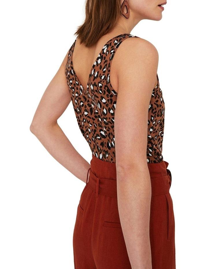 Leopard Print Vest image 2