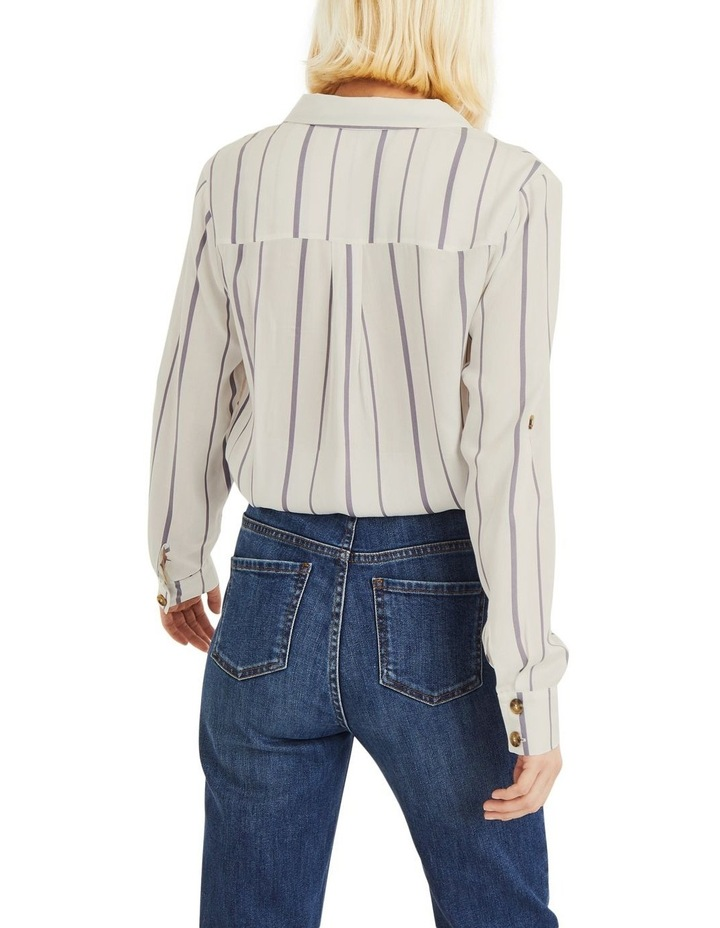 Viscose Linea Stripe Shirt image 2