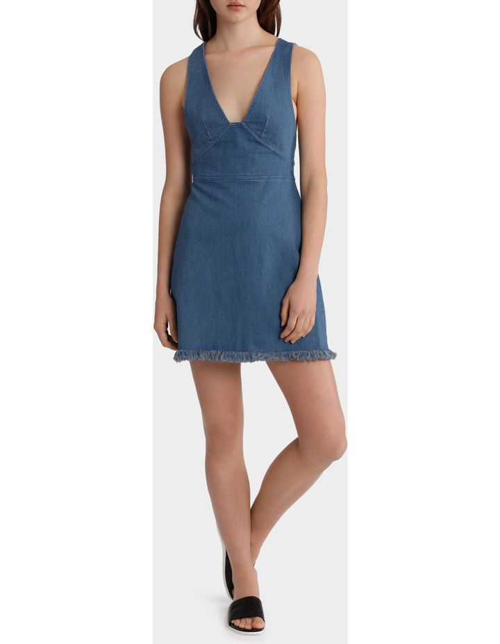 Mila Denim Dress image 1
