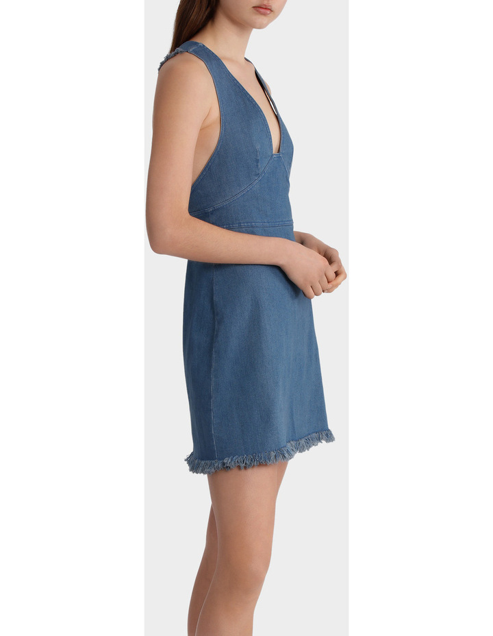 Mila Denim Dress image 2