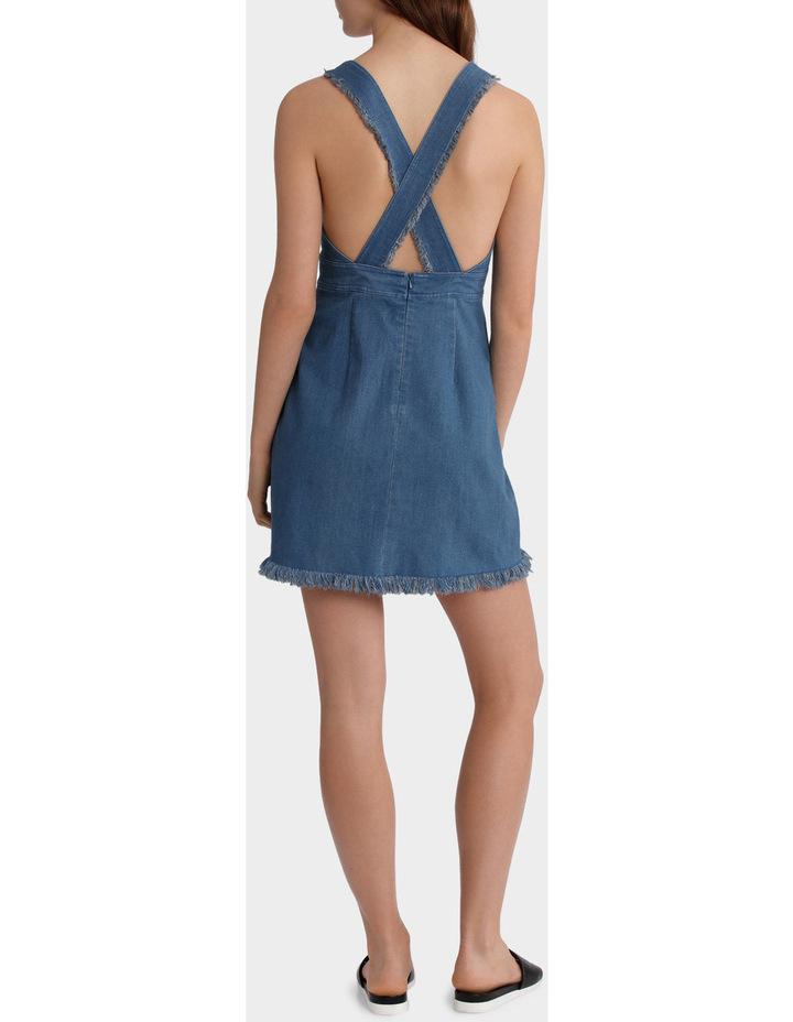 Mila Denim Dress image 3