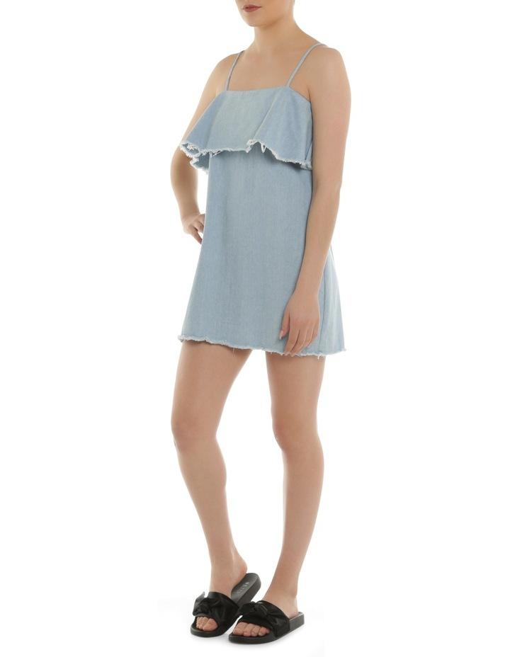 Bobbi Denim Dress image 3