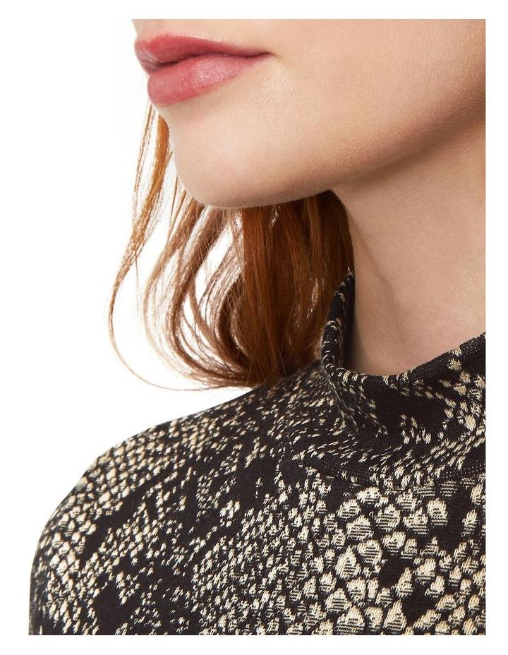 Snake Print Pocket Dress image 3