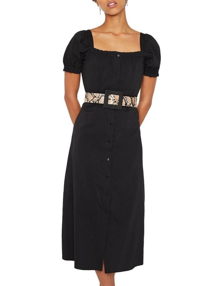 Square Neck Dress image 1