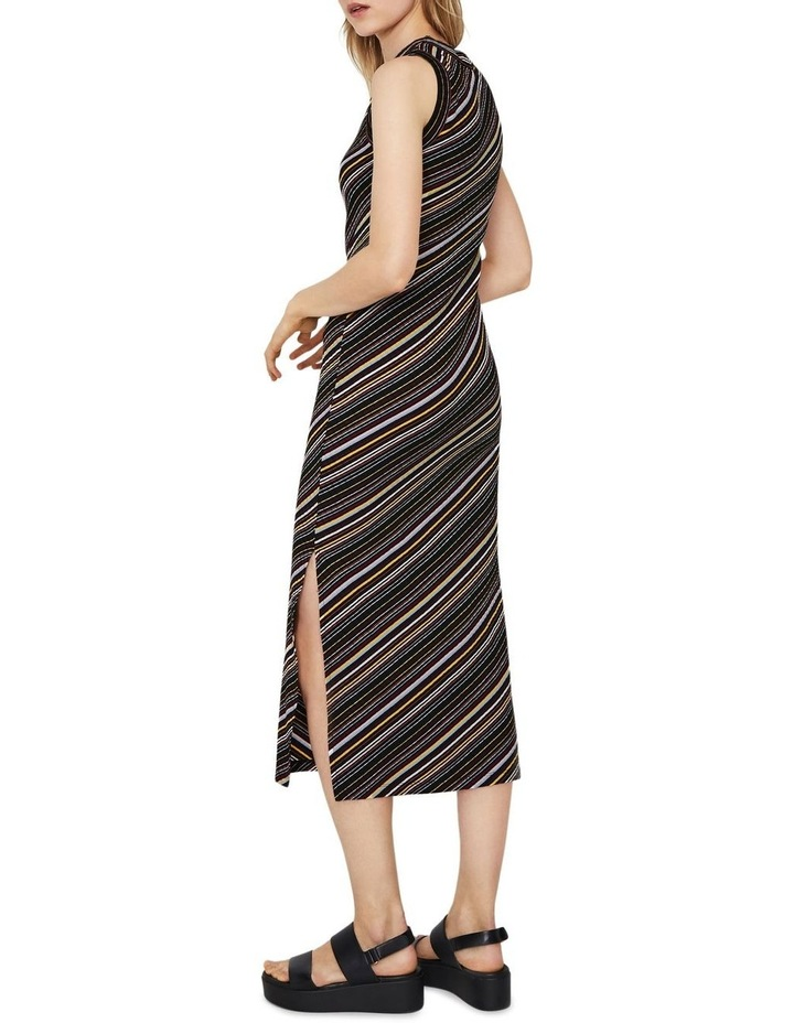 Stripe Rib Dress image 2