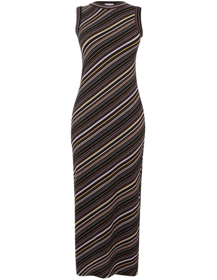 Stripe Rib Dress image 4