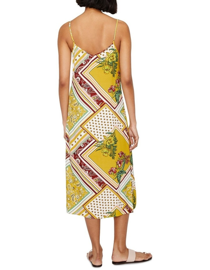 Scarf Print Cami Dress image 2